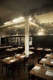 Restaurant JOSEF /// Fotos /// Gasometerstr. 24, CH-8005 Zürich, Reservationen: +41 (0)44 271 65 95, geschlossen Samstag Mittag und Sonntag. - Modern Cuisine, Autonomes Josef Zentrum, Adevntures in Modern Cuisine, Restaurant, Bar, Gute Musik