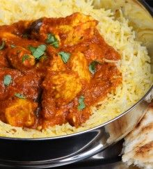 Use your Breville Halo+ Health Fryer to make a delicious Chicken Curry in under 30 minutes! Cooks Air Fryer, Actifry Recipes, Tandoori, Homemade Chips, Cooking Recipes, Healthy Recipes, Healthy Food, Butter Chicken, Chicken Curry