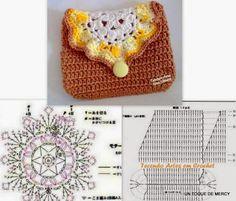 lapiceras tejidas crochet - Buscar con Google
