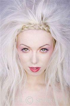 ice queen @Susie Sun Kersnar