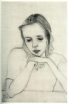 Alice Neel | Cave to Canvas, Alice by Alice - Alice Neel, 1932