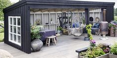 Pergola With Retractable Canopy Info: 4711907358 Backyard Sheds, Backyard Patio Designs, Backyard Retreat, Backyard Landscaping, Outdoor Areas, Outdoor Rooms, Outdoor Living, Outdoor Decor, Patio Pergola