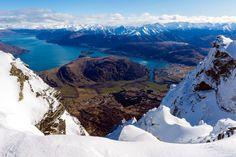 世界一の絶景スキー場!リマーカブルズ・スキー場/ニュージーランド
