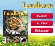 Landleven tijdschrift voor wie van het buiten leven houdt.