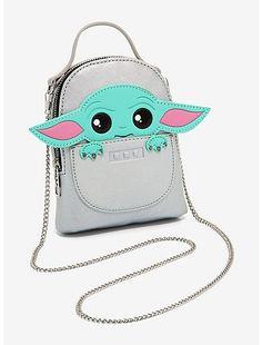 Cuadros Star Wars, Disney Handbags, Star Wars Baby, Mandalorian, Little Bag, Mode Inspiration, Online Bags, Mini Bag, Saddle Bags