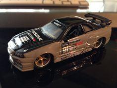 Nissan GTR. Ya viene.