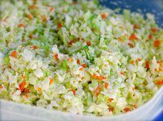 kfc coleslaw {copycat} | ChinDeep