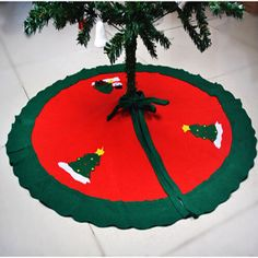 87cm Snowman Tree Skirt Nonwovens Christmas Tree Skirt Bells Christmas Decorations for Home H1191 #clothing,#shoes,#jewelry,#women,#men,#hats,#watches,#belts,#fashion,#style