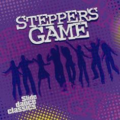 """The Steppers Game"" Part 1 Dance All Slides Full Songs Party CD Official Mix CD"