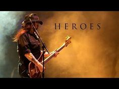 """Motörhead """"Heroes"""" (David Bowie Cover) - YouTube"""