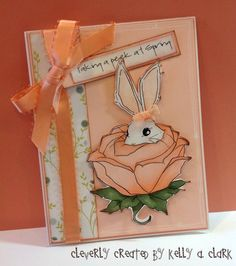 Bunny in Rose (A Day for Daisies)