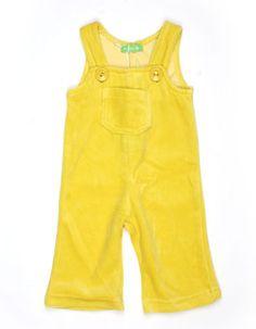 Yellow jumpsuit Julien - Lily Balou