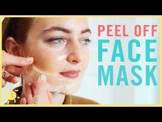 DIY | Best Peel Off Face Mask | What's Up Moms!