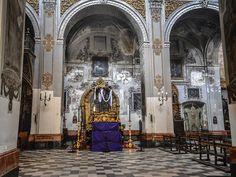 Iglesia Santa Maria Magdalena - Seville Spain
