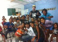 Sarau Itinerante Comunidade Nostra Aldeia realizado Metamorphose Social, negócio social do gsa 2011 Ronaldo Pereira.