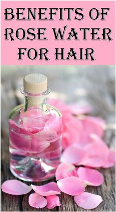 How to Use Rosewater for Hair Growth..?