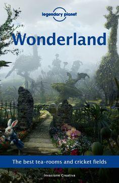#legendaryplanet #wonderland #alice #lonelyplanet