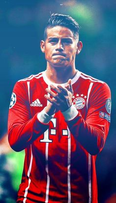 James Rodriguez, Carlo Ancelotti, Real Madrid, Neymar, Football Players, Manchester United, Avengers, The Unit, Hs Sports