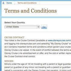 Disney Cruise Line Revised Final Payment and Cancelation Policy Effective March 3, 2015  It has only been a few months since the last change, but Disney Cruise Line has once again announced changes to their final payment andcancelation policy