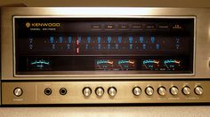 Kenwood KR-7340 Quadro Receiver
