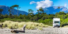 Camping-car en Nouvelle-Zélande