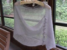 Ravelry: Project Gallery for Everyday Wrap pattern by Julie Weisenberger #cocoknits #knitting #ravelry