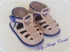 Baby Knitting Patterns, Baby Patterns, Crochet Dolls, Knit Crochet, Crochet Parrot, Baby Shoes Pattern, Crochet Baby Sandals, Reborn, Footwear