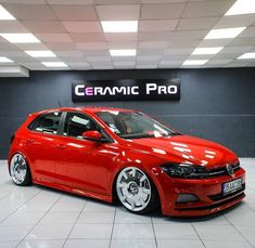Image may contain: car Volkswagen Polo, Vw Cars, Cannon, Cars And Motorcycles, Super Cars, Golf, Nice, Image, Rolling Carts