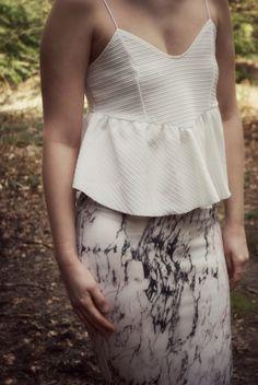 Top: Zara Skirt: Zara