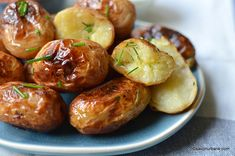 Unt, Baked Potato, Potatoes, Baking, Ethnic Recipes, Madness, Potato, Bakken, Backen
