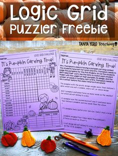 FREE HALLOWEEN ACTIVITY for grade, grade, and grade! Read about ten activities to use in your classroom for Halloween, Thanksgiving, and Christmas for your upper elementary students. From STEM challenges to printables these activities cover cu Halloween Science, Halloween Activities, Holiday Activities, Math Activities, Halloween Projects, Halloween Halloween, Thanksgiving Math, Fourth Grade Thanksgiving Activities, Halloween Worksheets