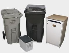 Secure Paper Bins- We provide locking bins for the paper that you need shredded and recycled