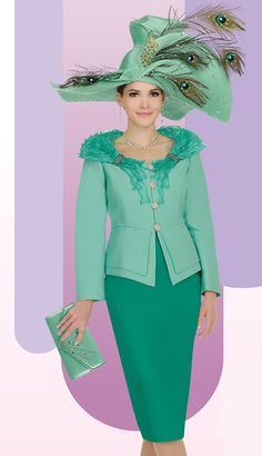 2014 women's church suits | CS4510,Champagne Spring And Summer Womens Church Suits 2014