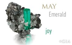 GIA Celebrates Birthstones – Emerald, May's Birthstone, Inspires ...