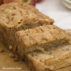 Gooseberry Patch Recipes: Apple-Walnut Bread