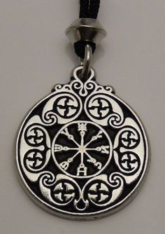 Defense SIGIL Pendant Necklace - ANGEL Magick Protection - Magickal Ciphers Amulet