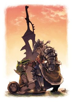お友☆ - This Monster Hunter Art though ( ´ ▽ ` )