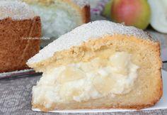 La Crostata morbida Ricotta e Pere è un dolce che adoro, è profumata, saporita e golosa, con un ripieno delizioso e cremoso si scioglie in bocca, è divina!!