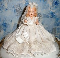 1940's 'Princess Ann' from Nancy Ann Storybook Doll Collection
