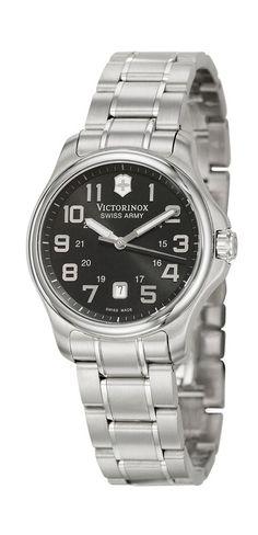 Victorinox Swiss Army Women's 241368 Summit XLT Black Dial Watch