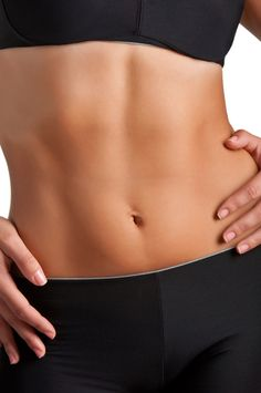 Uncover those abs with some basic tips