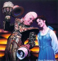 The Original Broadway Belle - Susan Egan and Gary Beach as Lumiere
