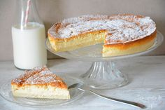 Gâteau magique à la vanille | Les Carnets de Sophie