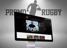 EliAda - studio graficzne, realizacje strony internetowe, PromoRUGBY - portfolio, EliAda więcej na eliada.pl