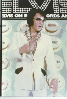 Elvis Aloha From Hawaii press confernece 1973