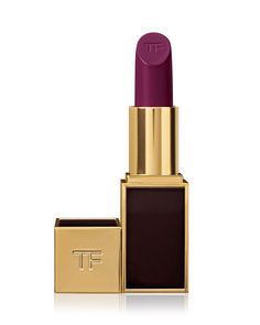 A Gift for the Knockout... To Tom Ford, there is no more dramatic accessory than a perfect lip. It is the focus of the face and it has the power to define a woman's whole look. Each lip color is Tom Ford's modern ideal of an essential makeup shade. Rare and exotic ingredients including soja seed extract, Brazilian murumuru butter and chamomilla flower oil create an ultracreamy texture with an incredibly smooth application. Shop today! Free shipping through 12/22/15.