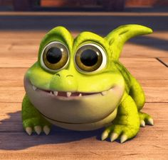Crocky from The Pirate Fairy, what a cutie little fella. Crocky from The Pirate Fairy, what a cutie little fella. Baby Animals, Funny Animals, Cute Animals, Disney Fairies, Tinkerbell, Disney Movies, Disney Pixar, Minion Gif, Gif Lindos