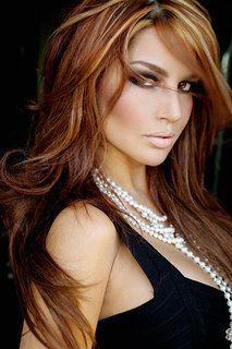 ... Hair on Pinterest - Highlights, Hair color and Caramel highlights