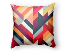Perfect addition to my Frank Lloyd Wright pillows!!