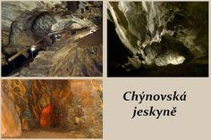 Chýnovská jeskyně  ležící v katastrálním území obce Dolní Hořice východně od Tábora, která představuje nejvýznamnější a nejrozsáhlejší krasový útvar jižních Čech. Nachází se zde pestré střídání barevných amfibolitů a vápenců, nicméně oproti jiným krasovým jeskyním je bez výraznější krápníkové výzdoby.